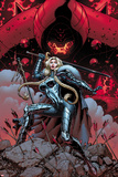 Fear Itself: The Fearless No.12 Cover: Valkyrie Print by Mark Bagley