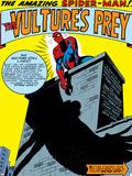 Marvel Comics Retro: The Amazing Spider-Man Comic Panel, the Vulture's Prey Foto