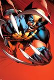 Wolverine 1 Cover: Wolverine Posters af Alan Davis