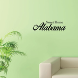 Alabama Wall Decal