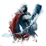 The Avengers: Age of Ultron - Thor Wielding Mjolnir Affiches