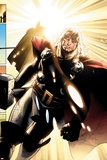 The Mighty Thor No.3: Thor Walking Photo by Olivier Coipel