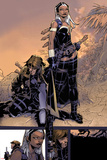 X-Men: Curse of The Mutants - Storm & Gambit No.1: Storm and Gambit Posters af Chris Bachalo