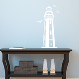 Tiered Lighthouse Vinilo decorativo