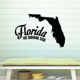 Florida Wall Decal