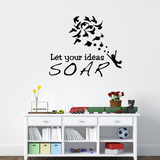 Soaring Ideas Wall Decal