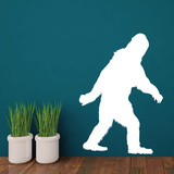 Bigfoot Wall Decal