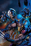 Wolverine: The Best there is No.5 Cover Posters by Bryan Hitch