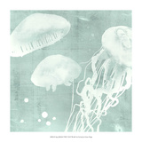 Spa Jellyfish VIII Giclee Print by Grace Popp