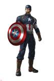The Avengers: Age of Ultron - Captain America Plakaty