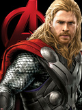 The Avengers: Age of Ultron - Thor - Posterler