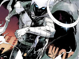 Moon Knight No.1: Moon Knight Running Poster autor Alex Maleev