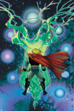 Thor No.616 Cover: Thor Standing Posters by Pasqual Ferry
