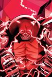 Uncanny X-Men No.542: Juggernaut Transforming Plakater af Greg Land