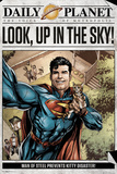 Superman- Daily Planet Pósters