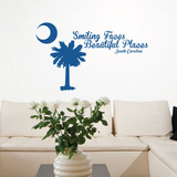 South Carolina Wall Decal