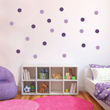 Dotty Walls Wall Decal