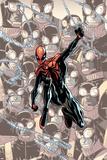 Superior Spider-Man 14 Cover: Spider-Man Plakater av Humberto Ramos