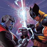 Fear Itself: Wolverine No.2 Cover: Wolverine Fighting Posters by Jorge Molina
