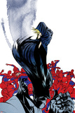 Spider-Island: Cloak & Dagger No.3 Cover: Dagger Transforming Print by Emma Rios