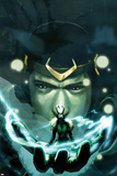 Journey Into Mystery No.623 Cover: Loki Photo by Stephanie Hans