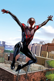 Ultimate Comics Spider-Man No.5: Spider-Man Jumping Posters by Sara Pichelli