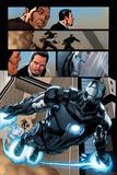 Iron Man 20 Figure: War Machine, Stark, Tony Photo by Joe Bennett