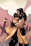 X-Men 4 Cover: Jubilee, Wolverine Affiche par Terry Dodson