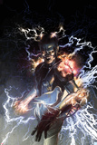 S.H.I.E.L.D. No.5 Cover: Nikola Tesla Standing with Energy Photo by Gerald Parel