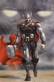 Thor Walking Away Prints