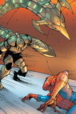 The Amazing Spider-Man No.652: Scorpion Ready to Attack Print by Stefano Caselli