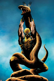 Wolverine No.12 Cover: Wolverine Lifting Posters by Jae Lee