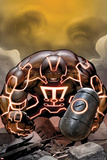 Uncanny X-Men No.540 Cover: Juggernaut with a Hammer Posters by Greg Land