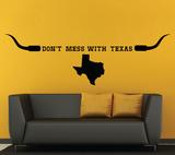 Texas Wall Decal