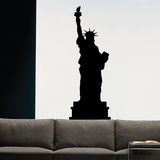 Lady Liberty Wall Decal