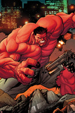 Venom No.13.3: Red Hulk Prints by Stefano Caselli