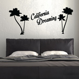 California Wall Decal