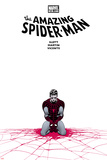 The Amazing Spider-Man No.655 Cover: Spider-Man Kneeling Photo by Marcos Martin