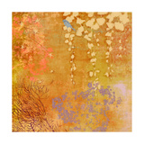 Ginger Fall III Print by  Evelia Designs