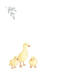 Baby Animals III Prints by June Erica Vess