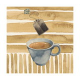 Cafe au Lait III Prints by Grace Popp