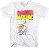 Danger Mouse- Shock T-Shirt