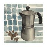 Cafe au Lait IV Print by Grace Popp