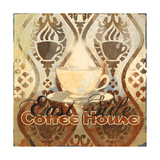 Coffee House III Prints by  Evelia Designs