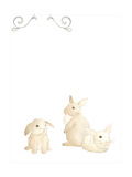 Baby Animals I Prints by June Erica Vess
