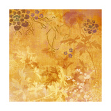 Ginger Fall II Prints by  Evelia Designs
