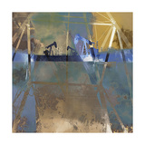 Oil Rig Abstraction I Prints by Sisa Jasper