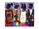 Generations Premium Giclee Print by Varnette Honeywood