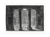 Veduta interna del Pantheon Prints by  Piranesi