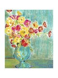 Pastel Vase I Prints by Julia Minasian
